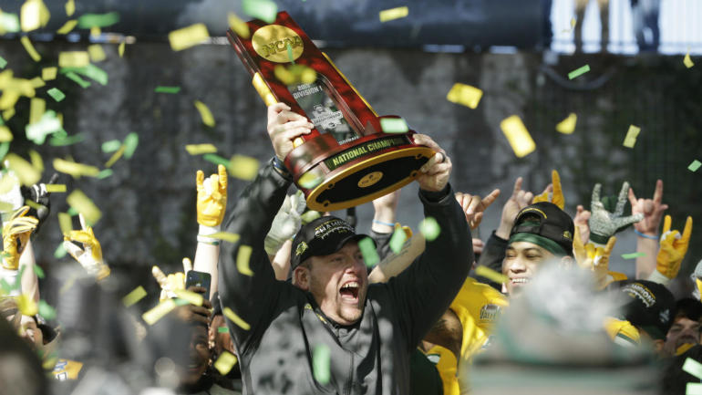North Dakota State seals eighth FCS national championship on late goal-line interception vs. James Madison