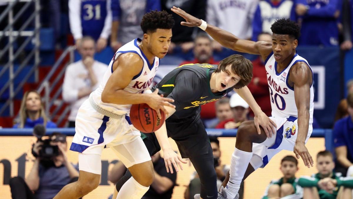 College Basketball Rankings Kansas Michigan State Ohio