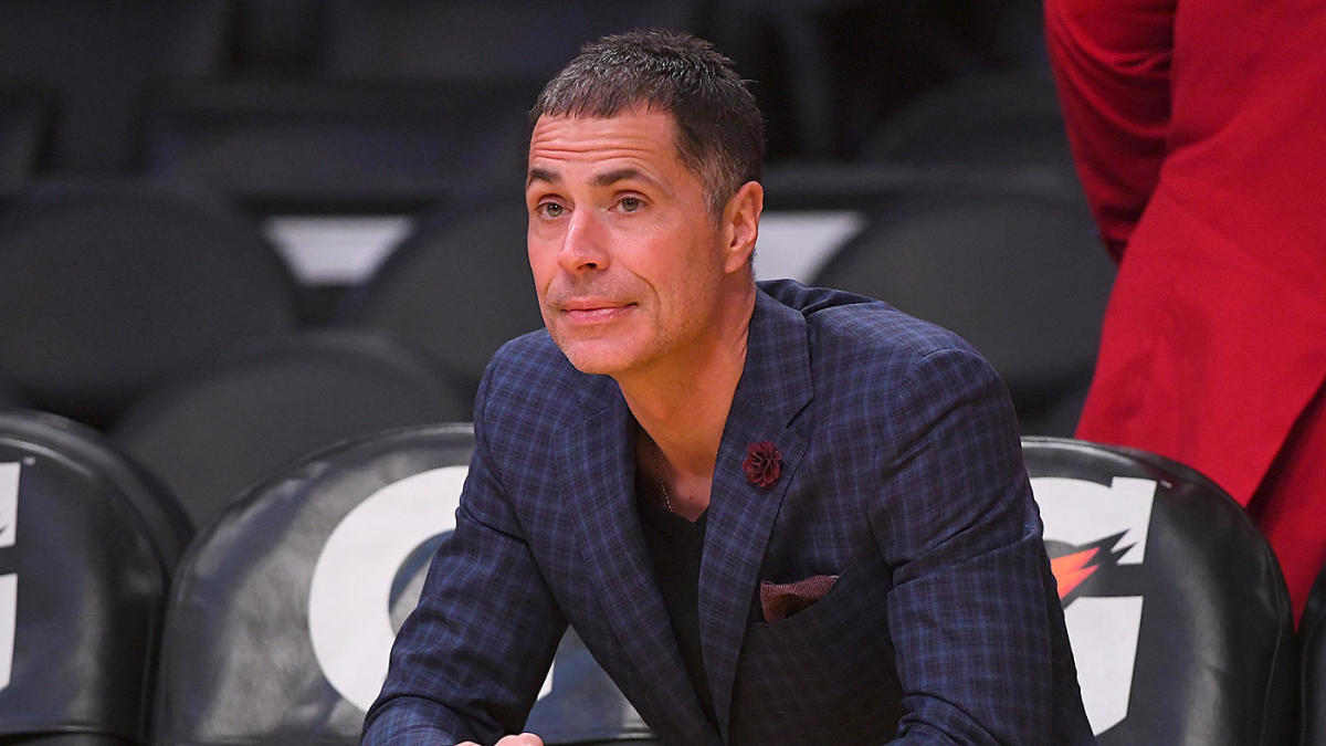 Rob Pelinka says Lakers front office has been empowered to spend 'smartly' to build championship roster
