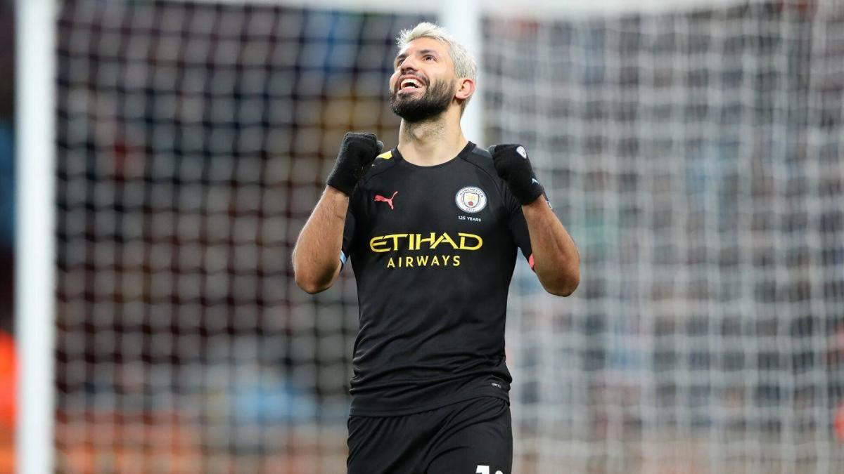 Sergio Aguero Passes Thierry Henry In Premier League Record