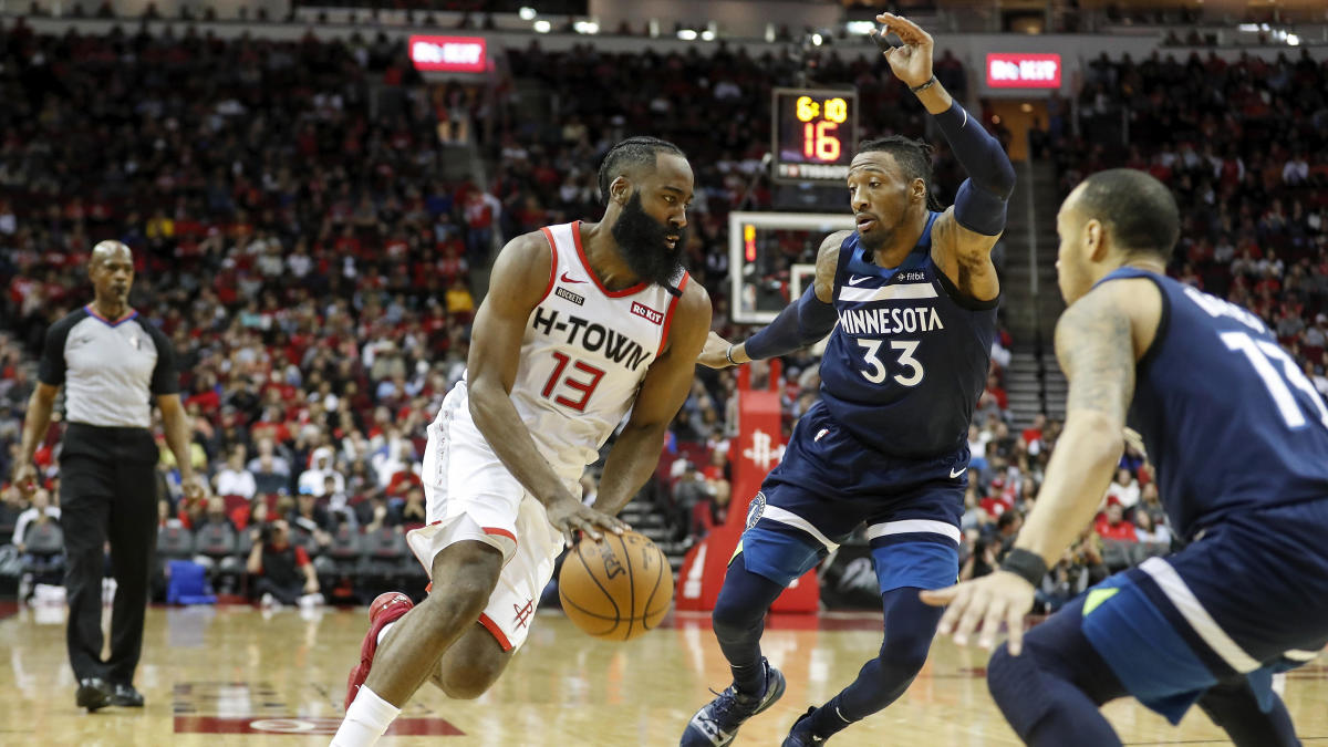 Rockets trade Clint Capela for Robert Covington, signaling all-in shift to small ball barring other moves