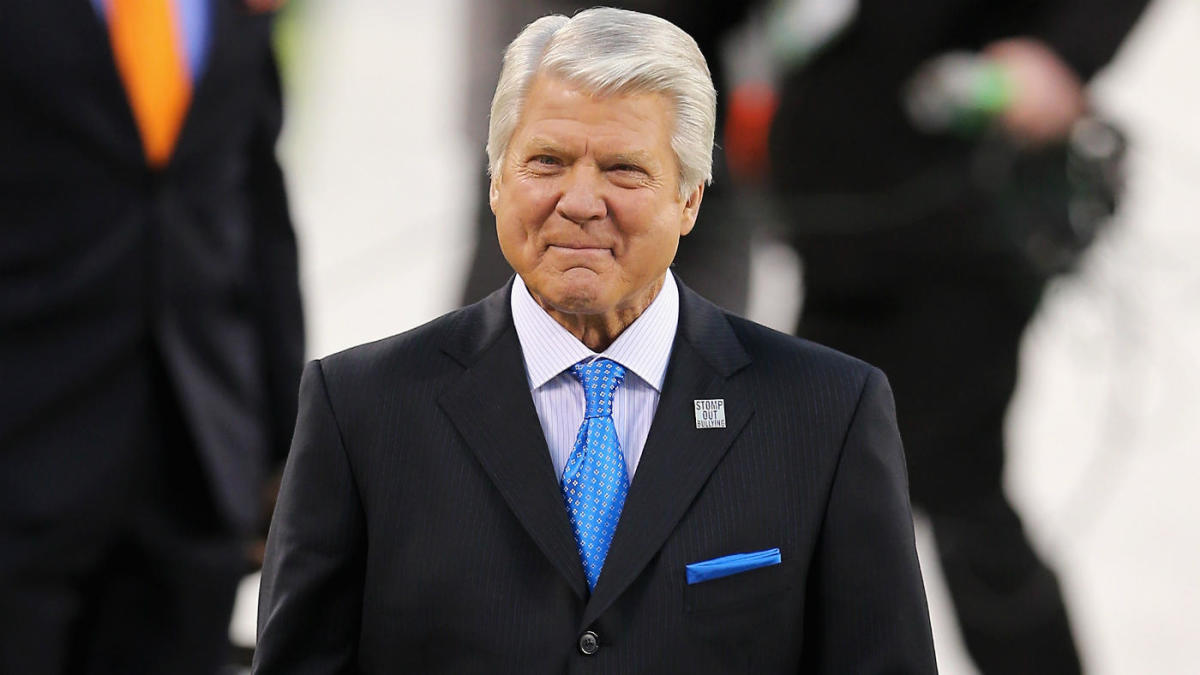Jimmy Johnson joins Bill Cowher as NFL coaches to be part of Hall of Fame's centennial class of 2020