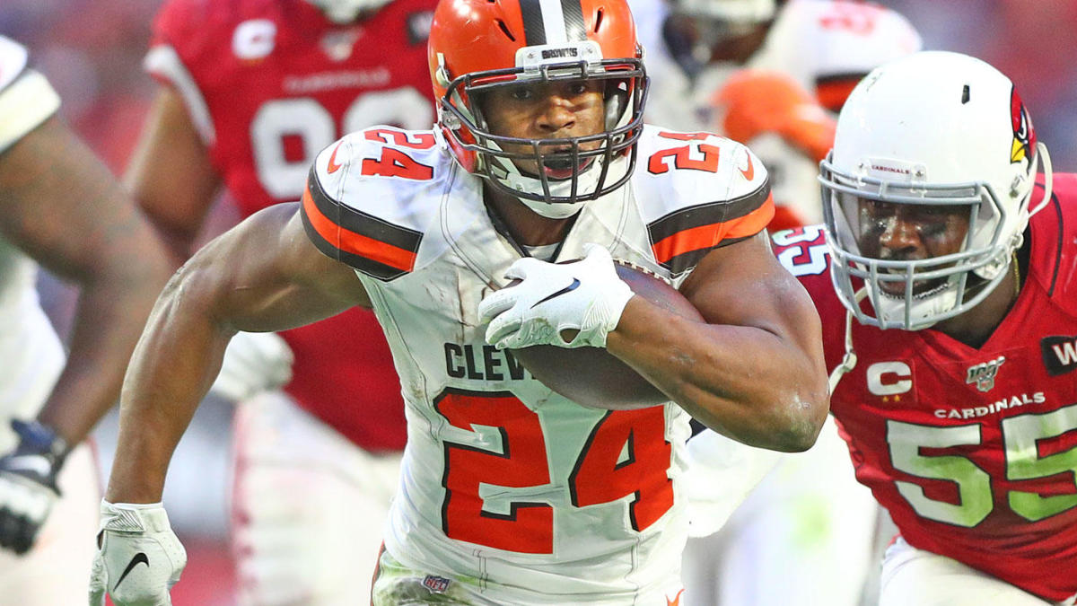 Kevin Stefanski excited to work with Nick Chubb, Kareem Hunt: Browns' new coach expect to get more out of them