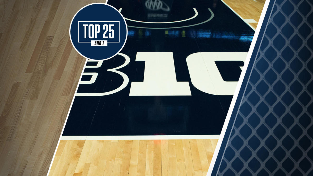 College Basketball Rankings The Big Ten Has Six Teams In