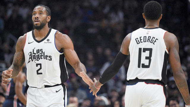 Clippers midseason report card: Kawhi Leonard, Paul George meshing well;  defense, malaise only minor issues - CBSSports.com