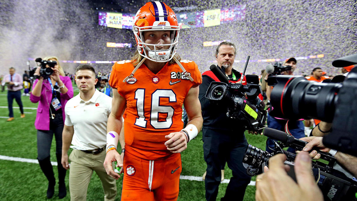 NFL Draft: Future remains bright for Trevor Lawrence ...