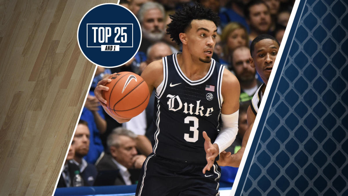 College Basketball Rankings Six Teams Ranked In Top 25 And