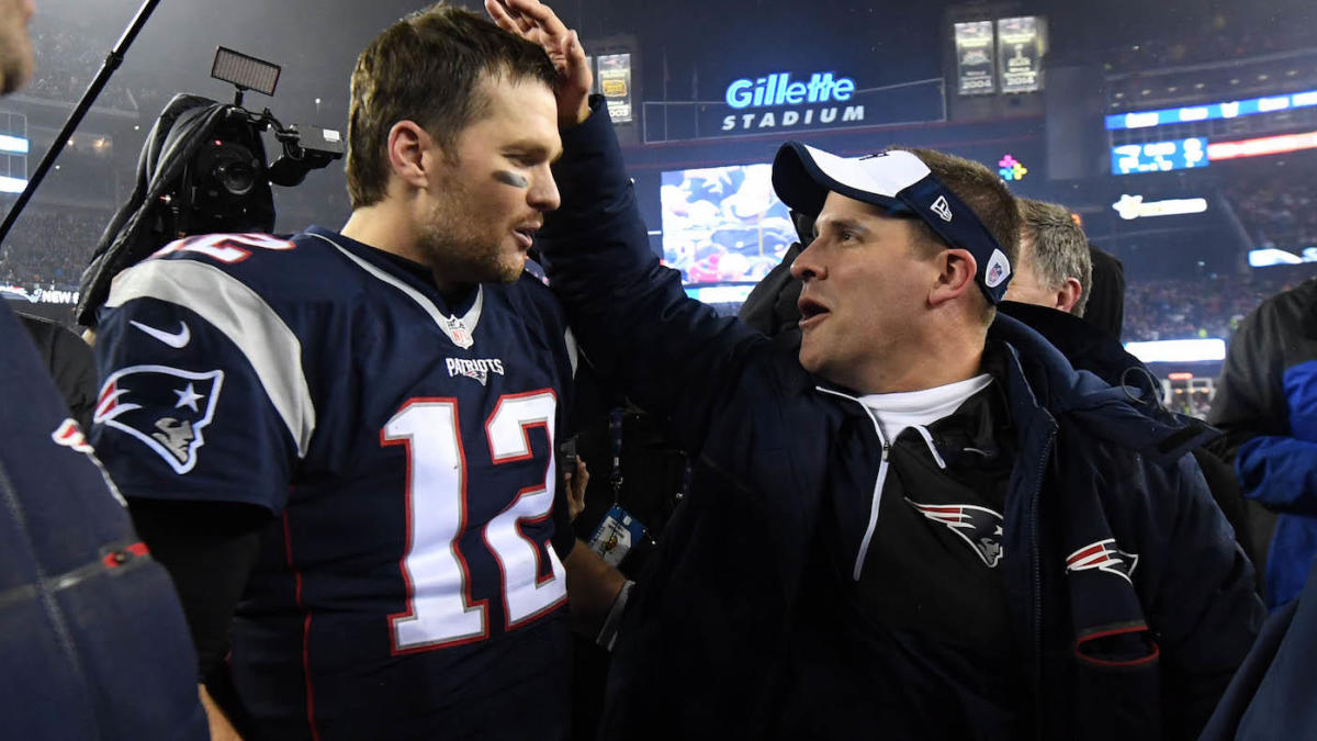Josh McDaniels' return helps Patriots in quest to keep Tom Brady, but it's not the entire equation