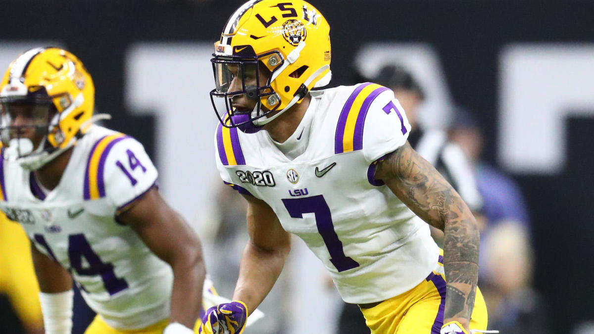 2020 NFL Draft: LSU star DB Grant Delpit declares for pros as potential first-round pick