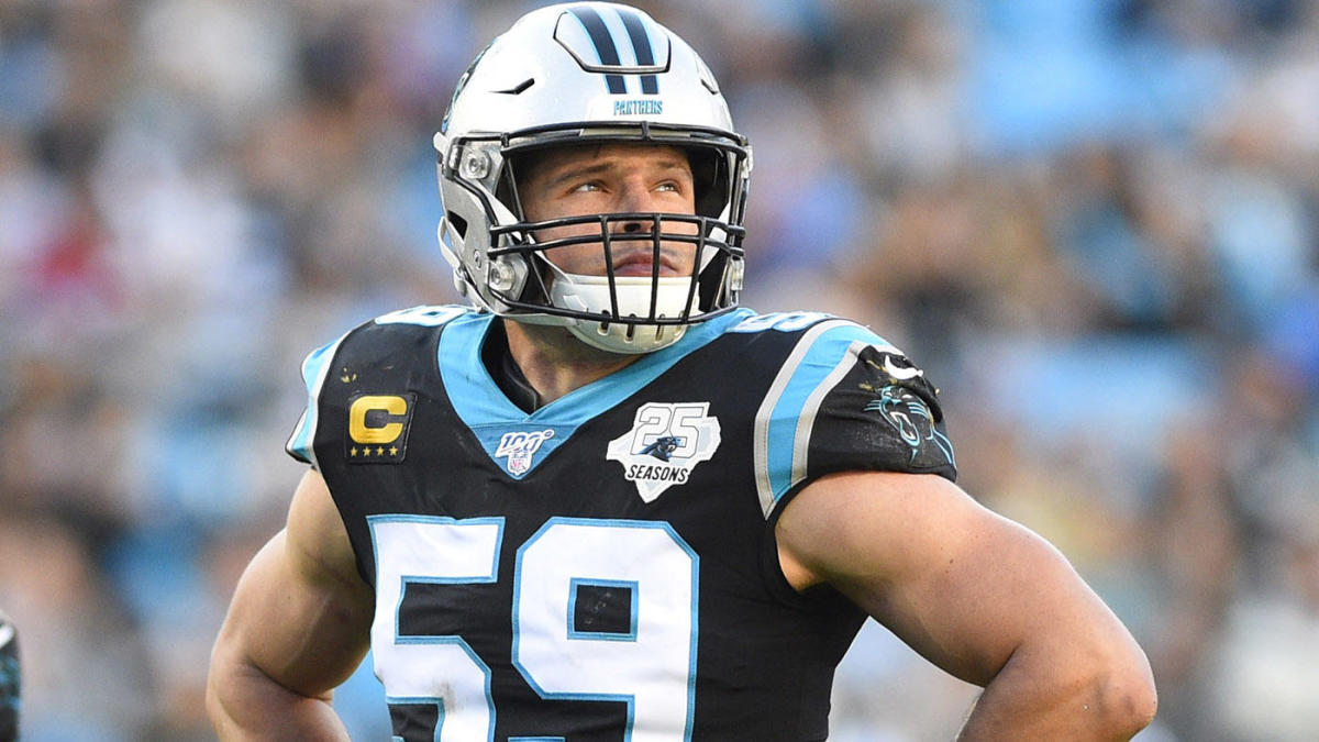 Matt Rhule hopes Luke Kuechly rejoins Panthers as a coach, already watching film with staff