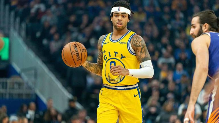 NBA trade rumors: Timberwolves ramp up D'Angelo Russell pursuit, but Warriors aren't inclined to move him