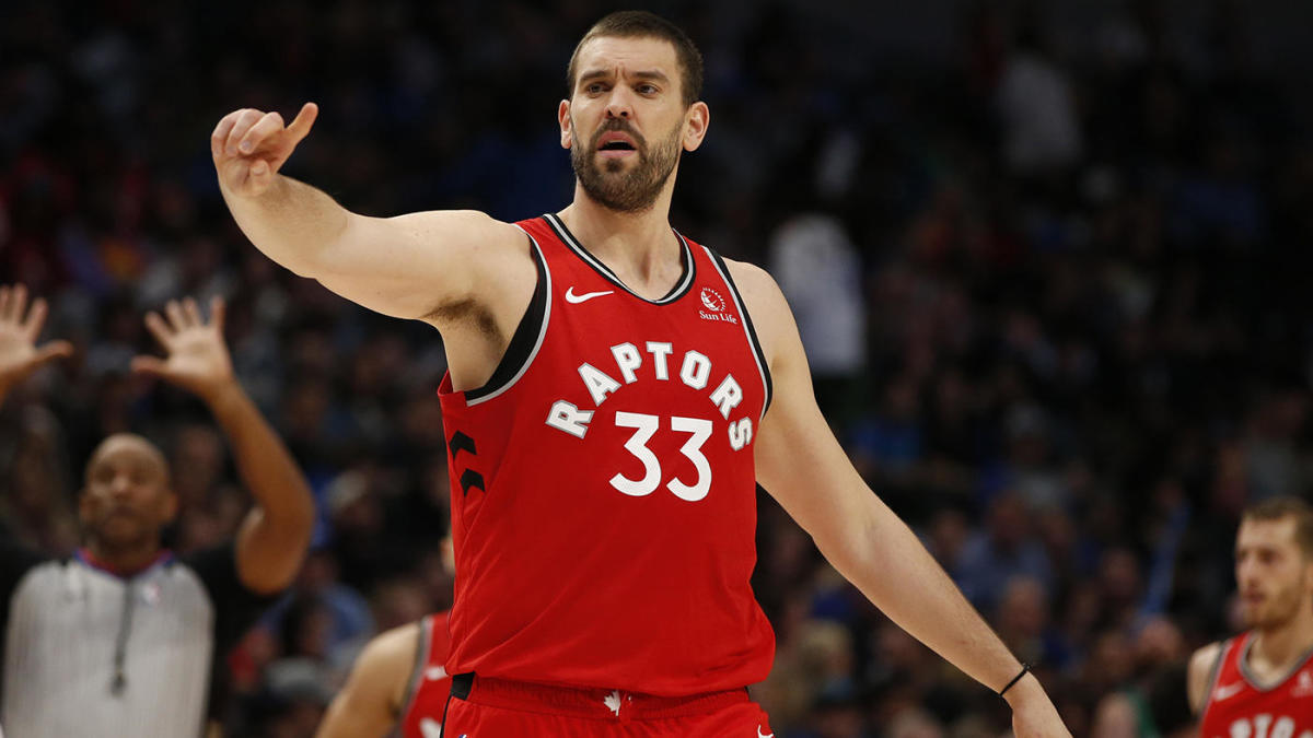 Lakers to sign Marc Gasol; trade JaVale McGee to Cavaliers, per report -  CBSSports.com