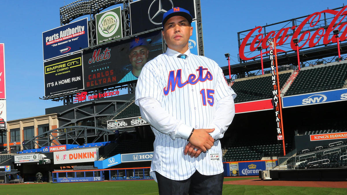 Mets offseason timeline: Carlos Beltran's brief managerial stint, an unsuccessful sale, wild boar and more
