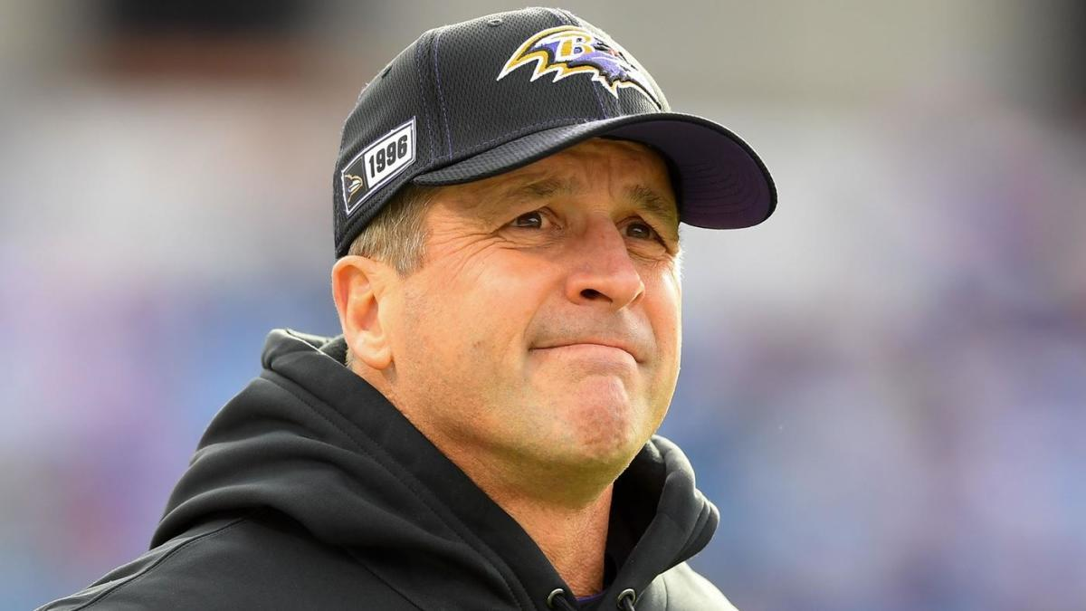 NFL Honors: Ravens' John Harbaugh named Associated Press Coach of the Year for 2019 season