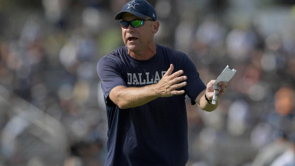 Former Cowboys OC Scott Linehan to interview with Giants, Panthers, Jaguars, per report