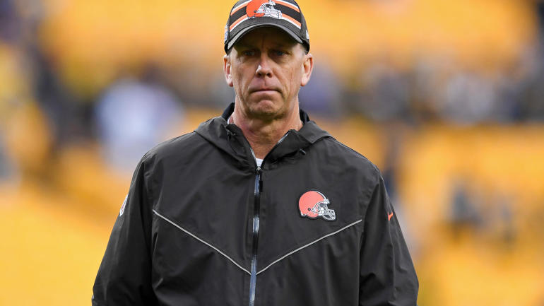 Ex-Browns offensive coordinator Todd Monken joining Georgia in same role