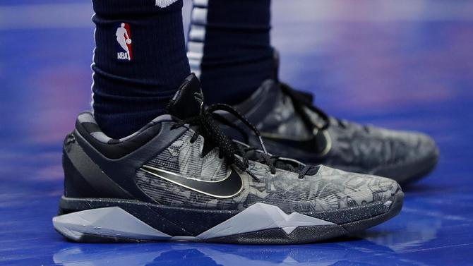 NBA Sneaker King Power Rankings: Kyrie Irving returns; LeBron James, P.J. Tucker battle for No. 1 spot