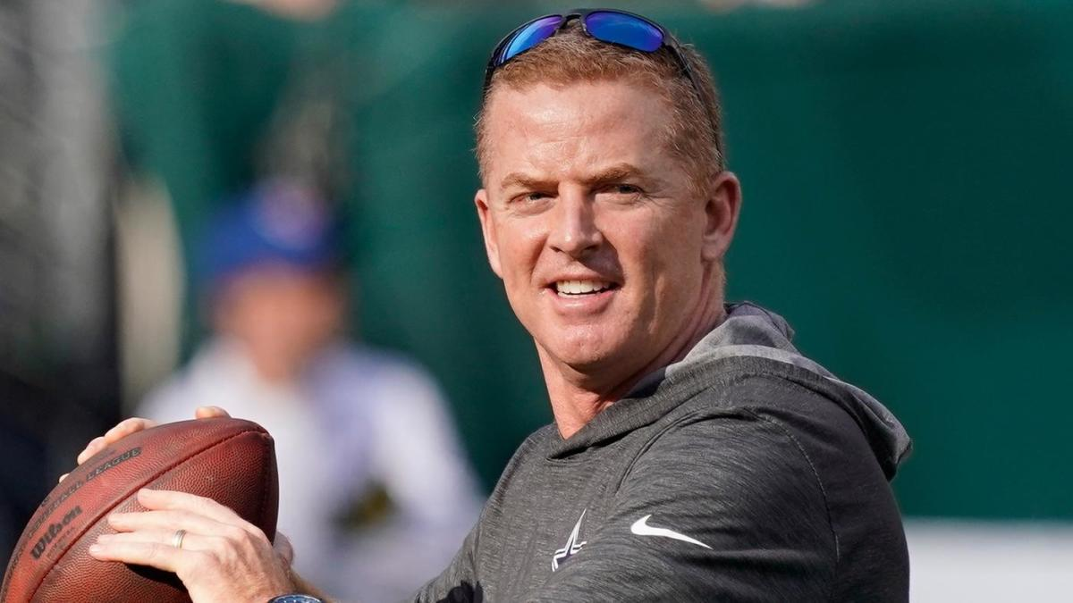 New Giants OC Jason Garrett explains why he wanted to join Joe Judge's staff in New York