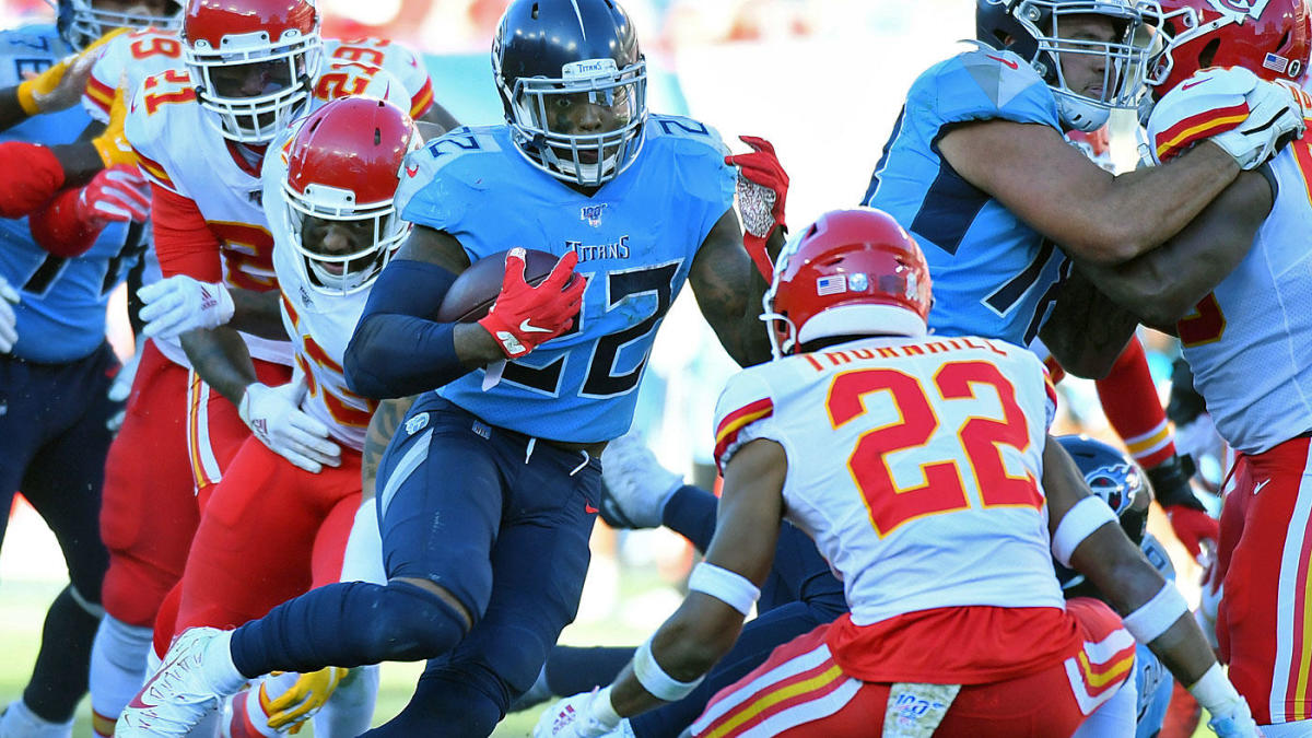 'Mattress Mack' looking to bet $1M on Titans to beat Chiefs in AFC Championship Game
