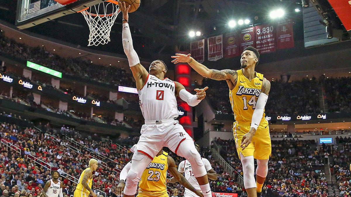 Lakers vs. Rockets score: Live updates, highlights, game stats, analysis - CBSSports.com