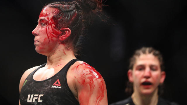 Ufc News Rumors Maycee Barber Suffered Complete Acl Tear Adesanya Enjoyed Mcgregor S Work At Ufc 246 Cbssports Com