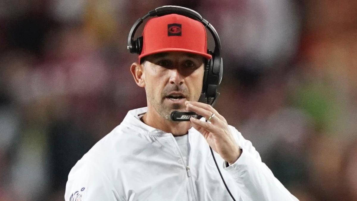 Mike, Kyle Shanahan become first father-son duo to lead teams to ...