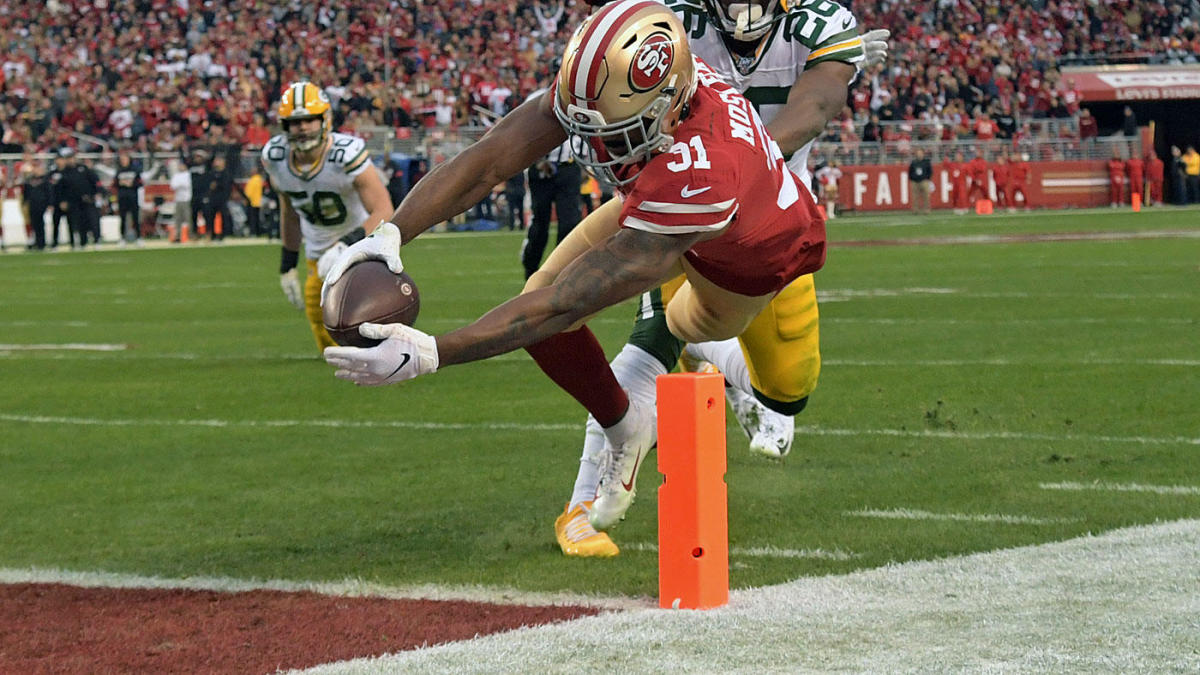 NFC Championship 2020: 49ers' Raheem Mostert makes NFL history in dismantling of Packers