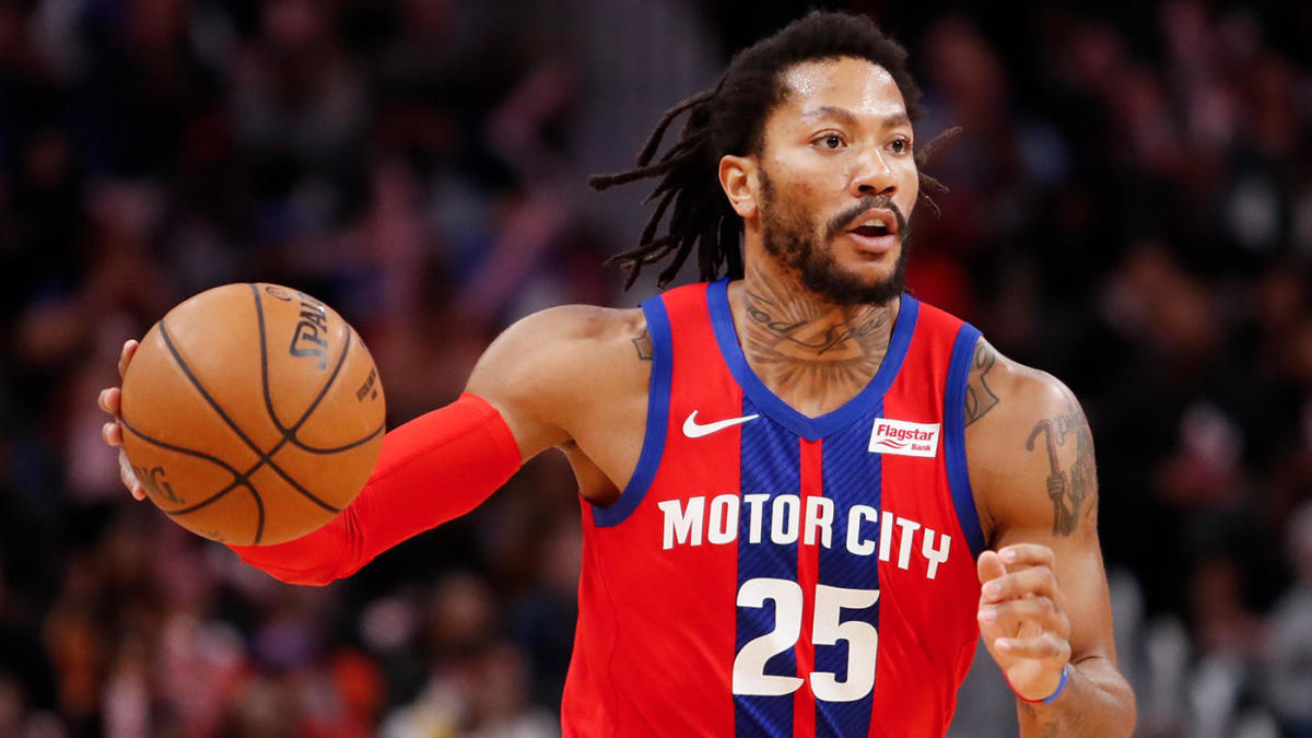Derrick Rose trade rumors: Lakers, 76ers reportedly interested in former MVP, Clippers have also called