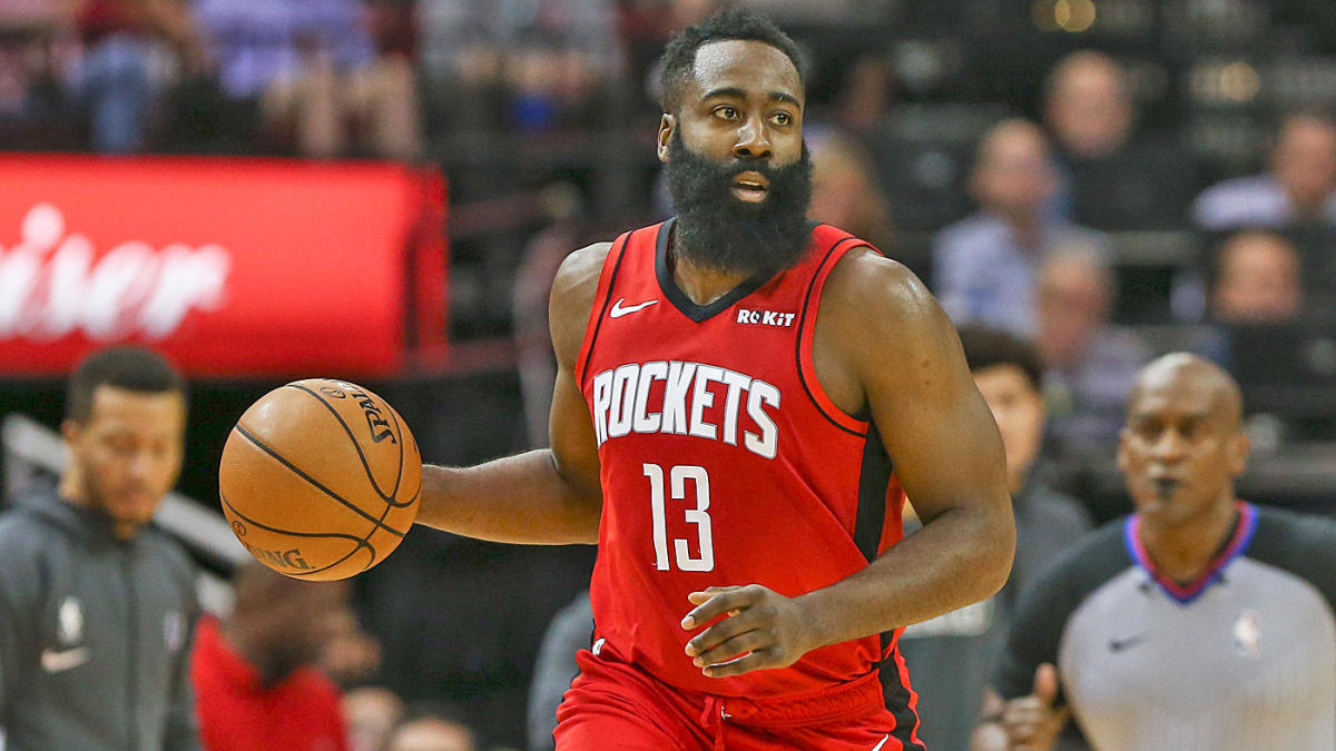 Rockets' James Harden adds Bucks, Heat among preferred trade destinations  along with Nets, 76ers, per report - CBSSports.com