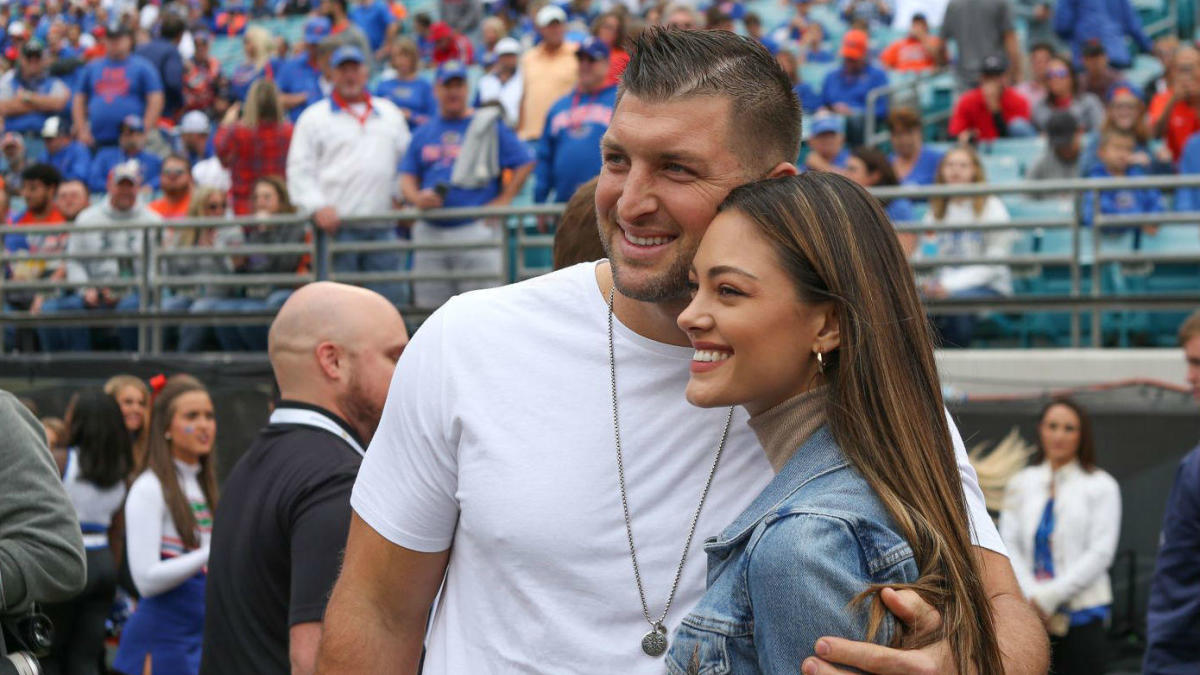 Tim Tebow marries Demi-Leigh Nel-Peters, former Miss Universe, in South Africa