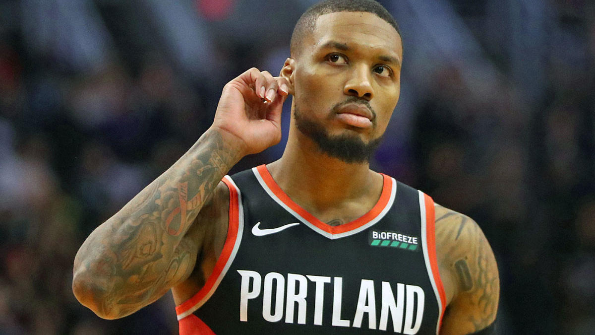 Samson: Trail Blazers should suspend Damian Lillard for threatening to sit out