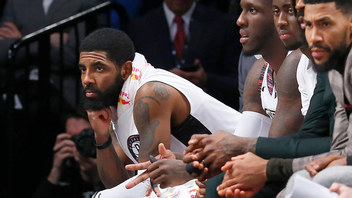 Nets held Kyrie Irving out vs. 76ers after new injury emerges for star guard: 'We knew there were some issues'