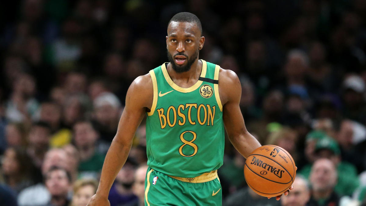As NBA players honor Kobe Bryant by changing numbers, Kemba Walker is considering going the opposite route