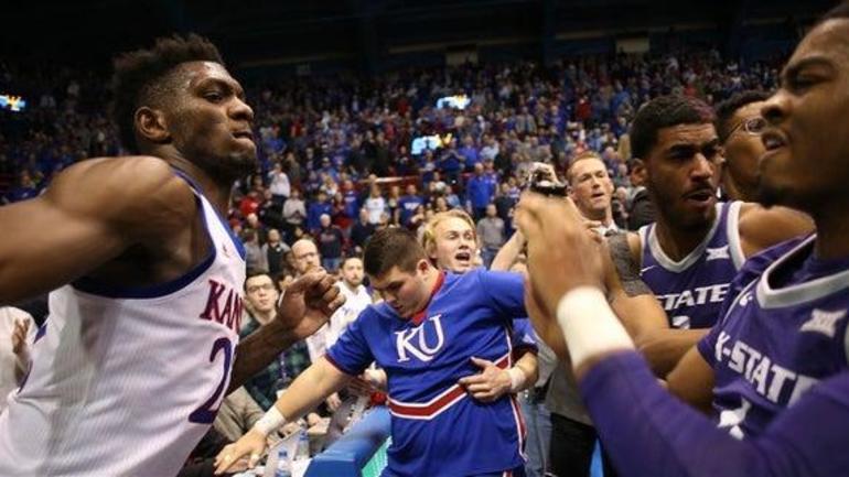 ESPN analysts break down Kansas-Kansas State fight