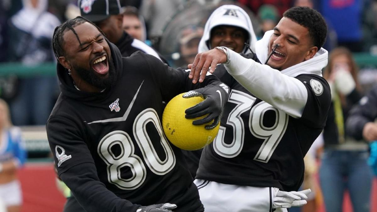 Pro Bowl Skills Challenge: Jarvis Landry leads Team AFC to victory over Team NFC
