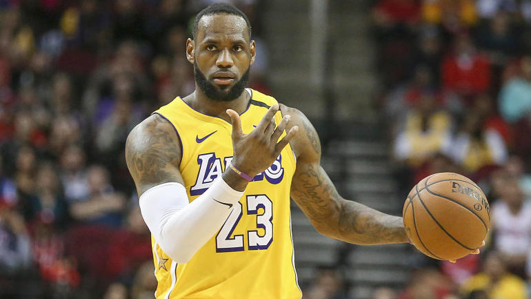 Lakers vs. Nets: NBA live stream, watch online, TV channel, odds, pick as LeBron James faces Kyrie Irving