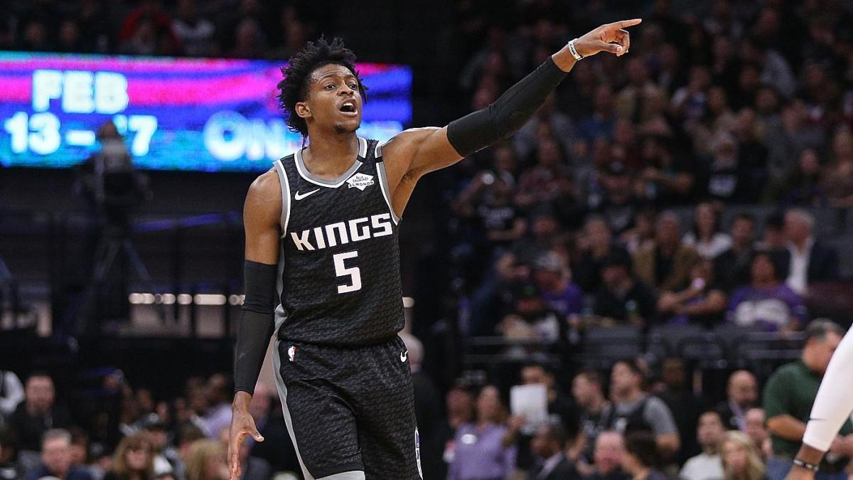 De'Aaron Fox's development is a bright spot for Kings despite Sacramento's  continued struggles - CBSSports.com