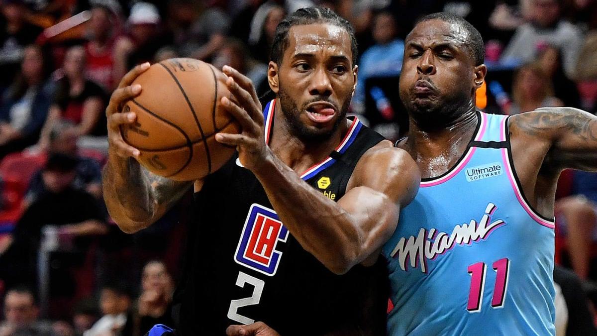 NBA DFS: Kawhi Leonard and top FanDuel, DraftKings daily Fantasy basketball picks for Jan. 26, 2020