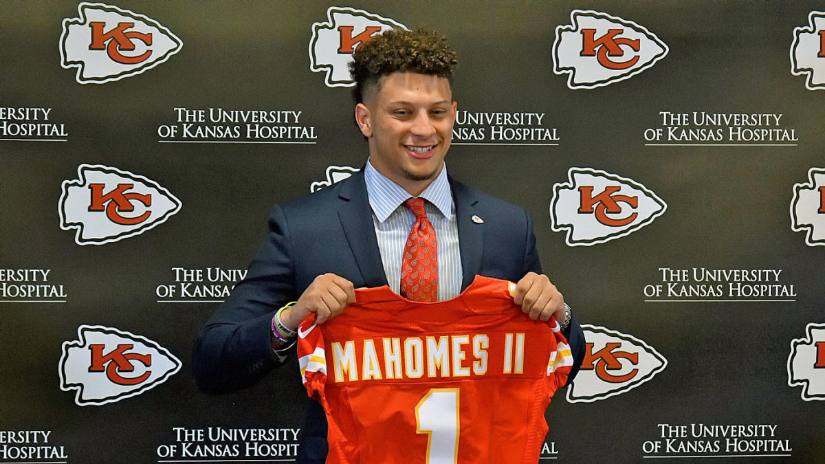 Kyle Shanahan reveals why the 49ers passed on Patrick Mahomes in the 2017 NFL Draft