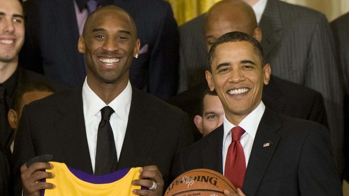 Kobe Bryant death: Bill Russell, Barack Obama, and more from the sports world react to Lakers legend's passing