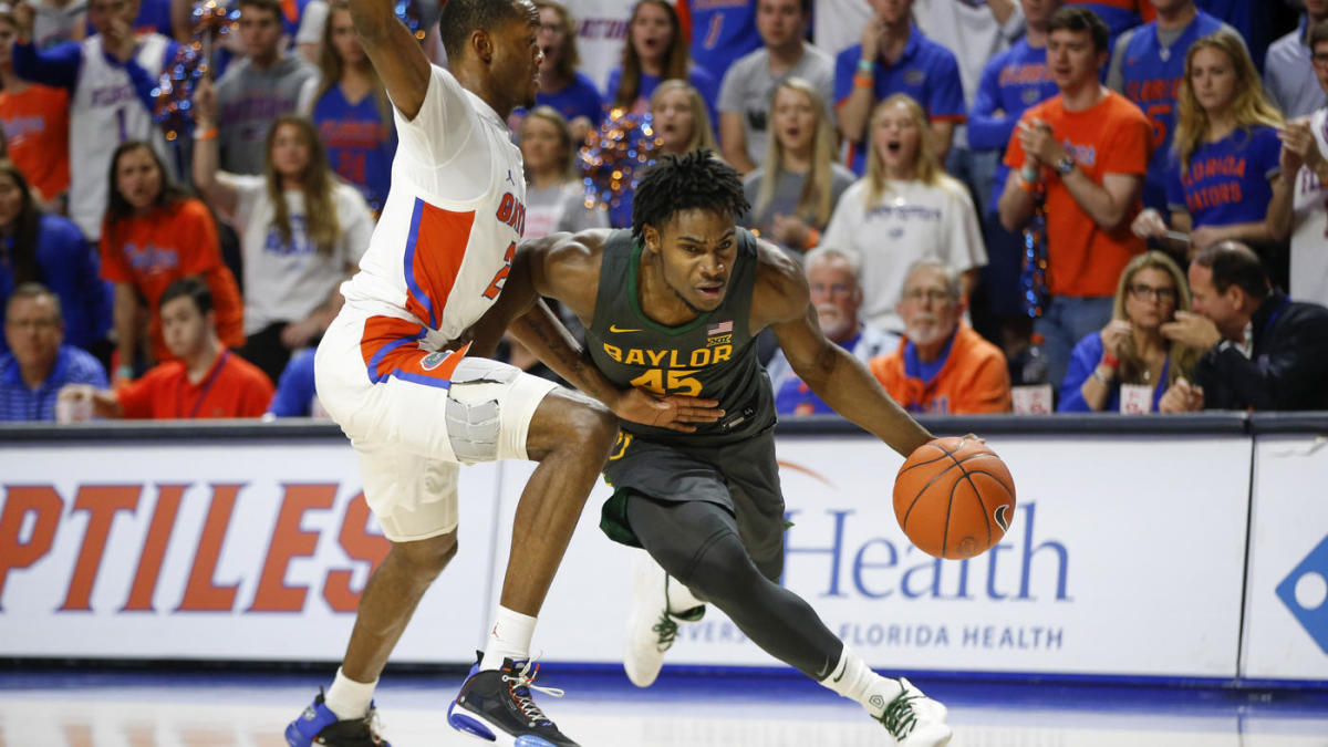 College basketball scores, winners & losers: Baylor's win over Florida helps Big 12 salvage split with SEC