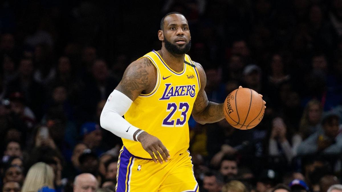2020 NBA Finals: Lakers vs. Heat odds picks Game 1 predictions from proven model on 61-33 roll – CBS Sports