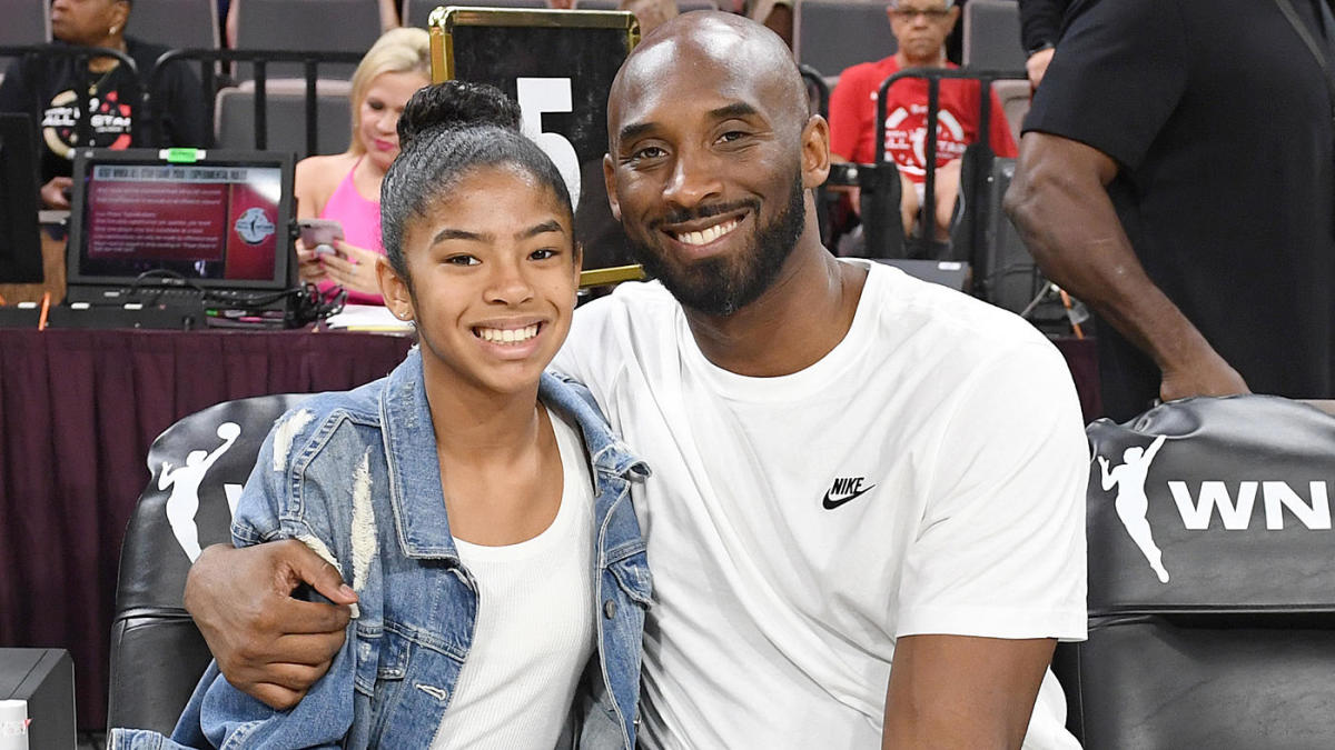 Kobe Bryant's role as a loving father cast his greatness and NBA legacy into a different light