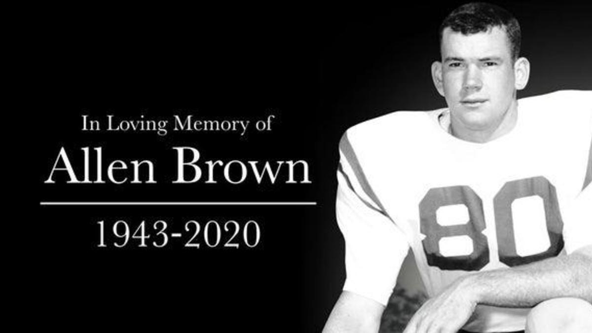 Ole Miss great Allen Brown passes away