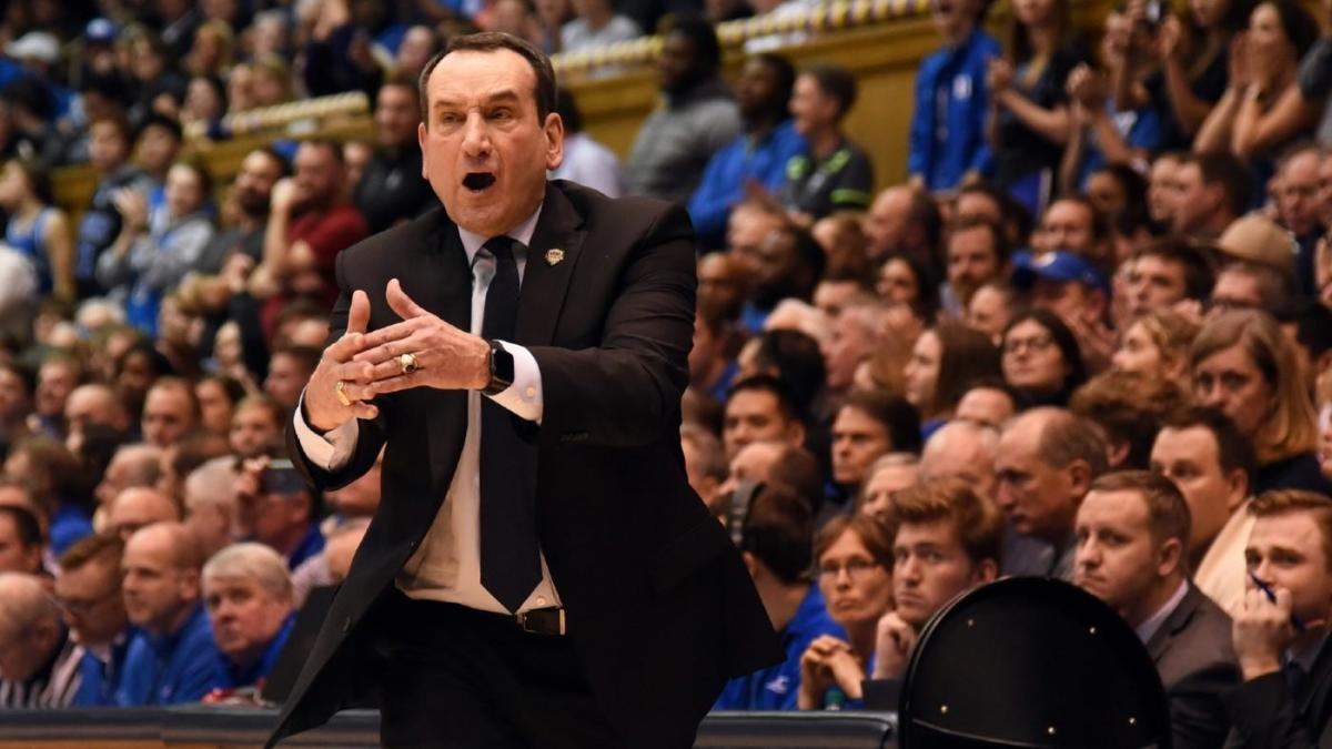 This Duke team has Coach K sounding giddy