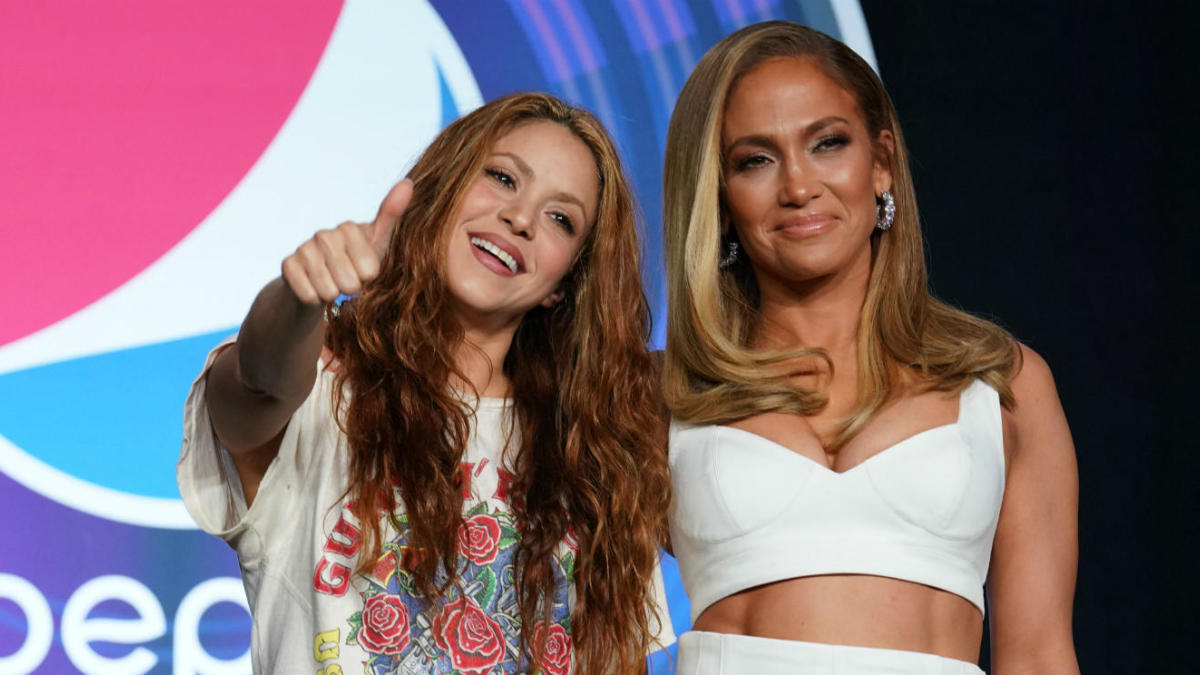 2020 Super Bowl Halftime Show Jennifer Lopez And Shakira Tv Channel Streaming How To Watch Cbssports Com