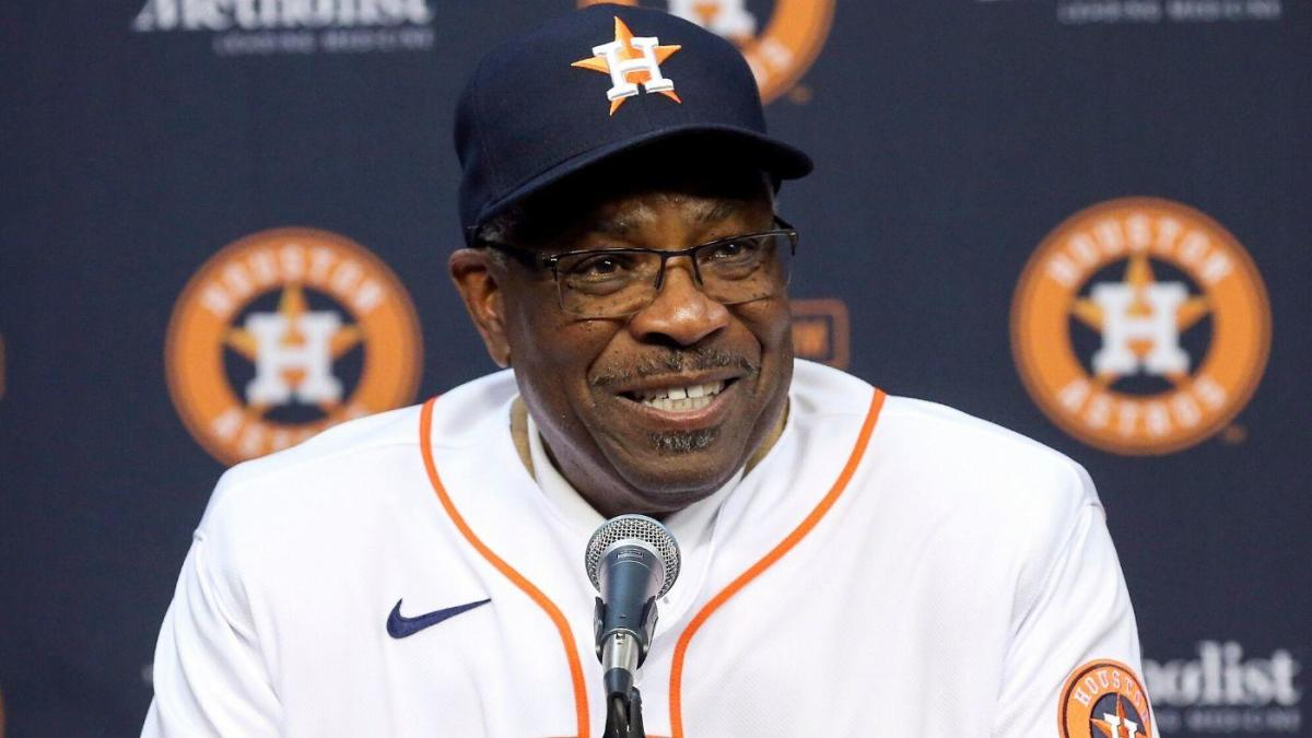 Astros manager Dusty Baker hopes MLB stops 'premeditated ...