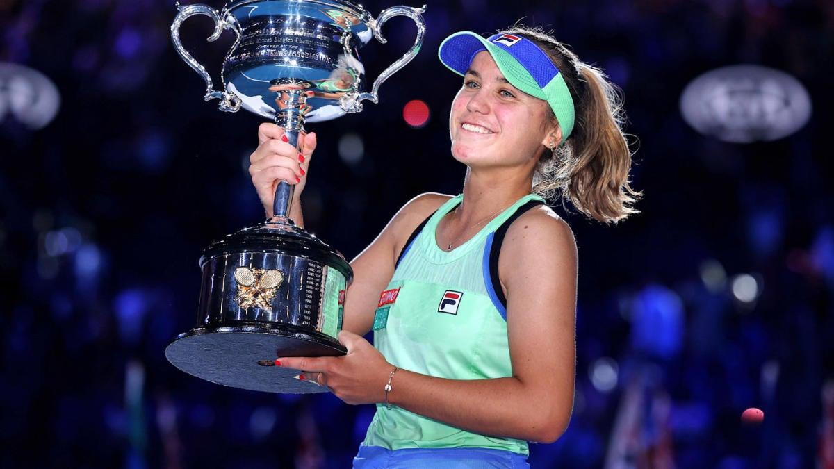 2020 Australian Open: American Sofia Kenin wins first