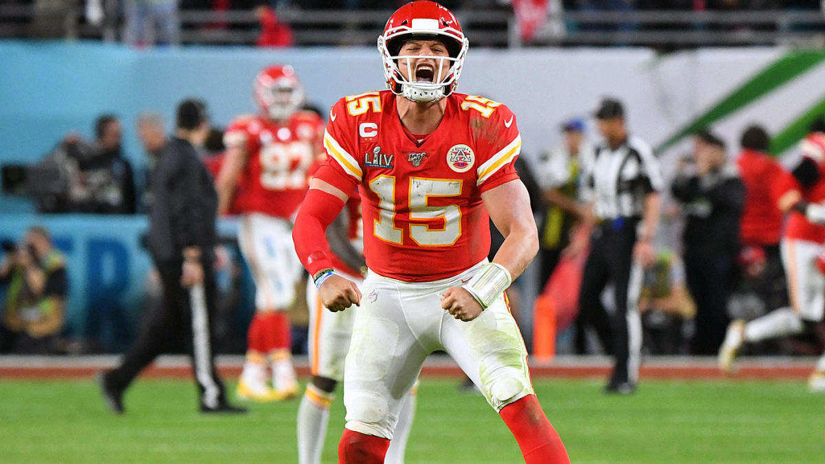 Super Bowl 2020 Score Mvp Patrick Mahomes Chiefs Pull Off Another Comeback With Fourth Quarter Masterpiece Flipboard