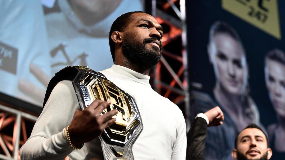 Jon Jones scoffs at Khabib Nurmagomedov entering greatest-of-all-time debate after UFC 254 – CBS Sports